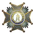 Orde van Adolf van Nassau Borstkruis.jpg