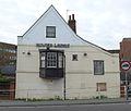 Oriel Window on Bridge House,The Moorings - River Lodge - Middleborough Colchester Essex UK.jpg