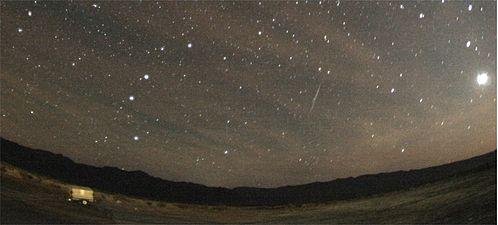 Orionid meteor1