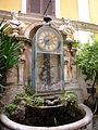 Orologio ad acqua di padre Embriaco a palazzo Berardi.JPG