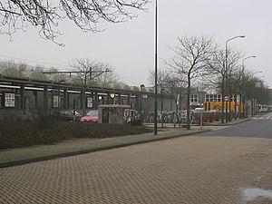 Oss railway station - Image: Oss 003