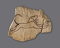 Ostracon with sketch of a running lion MET LC-23 3 28 EGDP027781.jpg