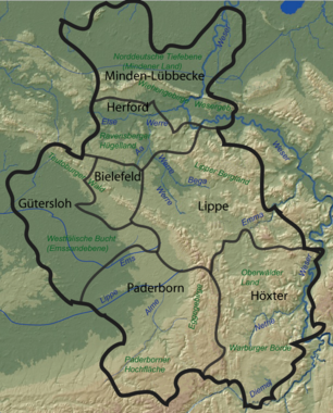 Ostwestfalen Lippe