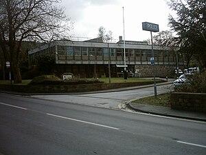 West Yorkshire Police - Image: Otley Police Station