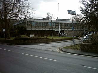 West Yorkshire Police - Image: Otley Police Station