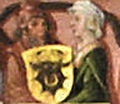 Otto II and his wife.jpg