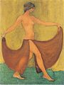 Otto Mueller - Tänzerin (Maschka, tanzend) - ca1903.jpeg