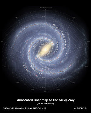 Our Milky Way Gets a Makeover (NASA)