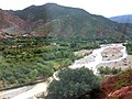 Ourika Valley river - in the Atlas Mountains, Morocco - panoramio.jpg