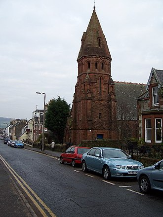 West Kilbride - Overton Church