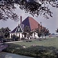 Overzicht boerderij, voorgevel en rechter zijgevel - Middenbeemster - 20371664 - RCE.jpg