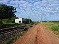 Pátio da Estação Ferroviária de Salto - Variante Boa Vista-Guaianã km 210 - panoramio (4).jpg