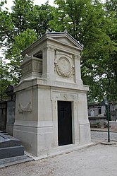 Tomb of Gourgaud