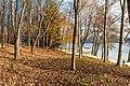 Pörtschach Halbinselpromenade Landspitz Naturpark Buchenhain 16112018 5359.jpg
