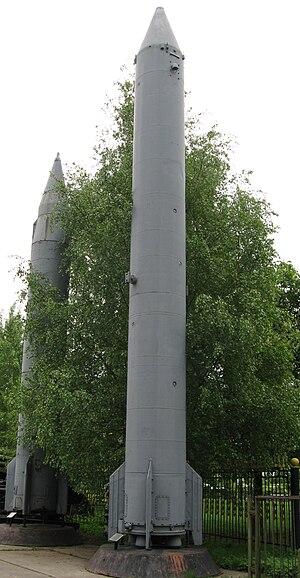 R-21 (missile) - Image: P 21 (SS N 5 «Serb»)