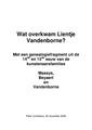 P. CROMBECQ. Vandenborne Lientje. Edegem 30 november 2006 v5.1.pdf