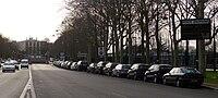 Boulevard de l 39 amiral bruix wikip dia - Portes ouvertes paris dauphine ...