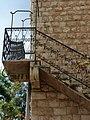 P1190836 - בית הרמן שטרוק - מדרגות לקומה שניה.JPG