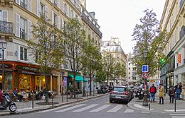 image illustrative de l'article Rue Tiron