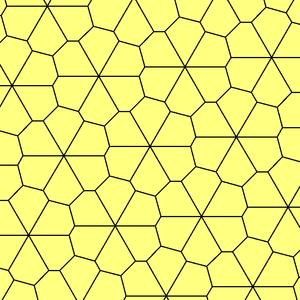 Snub trihexagonal tiling - Image: P5 type 5