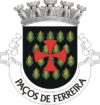Coat of arms of Paços de Ferreira