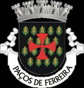 Paços de Ferreira - Image: PFR1
