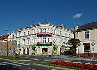 PL Piotrkow Trybunalski kamienica plac Kościuszki 6 03.jpg