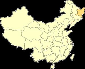 Songjiang Province - Image: PRC Songjiang