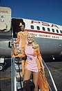 Стюардессы компании Pacific Southwest Airlines