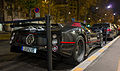 Pagani Zonda F Roadster, Avenue George V, Paris 2014.jpg