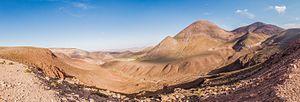 칼라마: Paisaje cerca de Calama, Chile, 2016-02-01, DD 78-82 PAN
