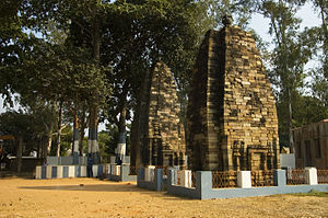 Purulia district - Image: Pakbirra Jain Shrine of Purulia 03