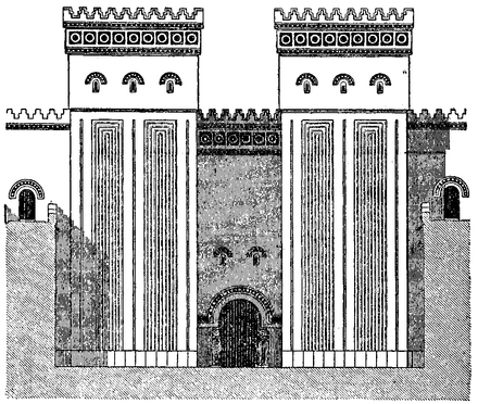 Palace of Dur-Sharrukin Palace of Khorsabad.png