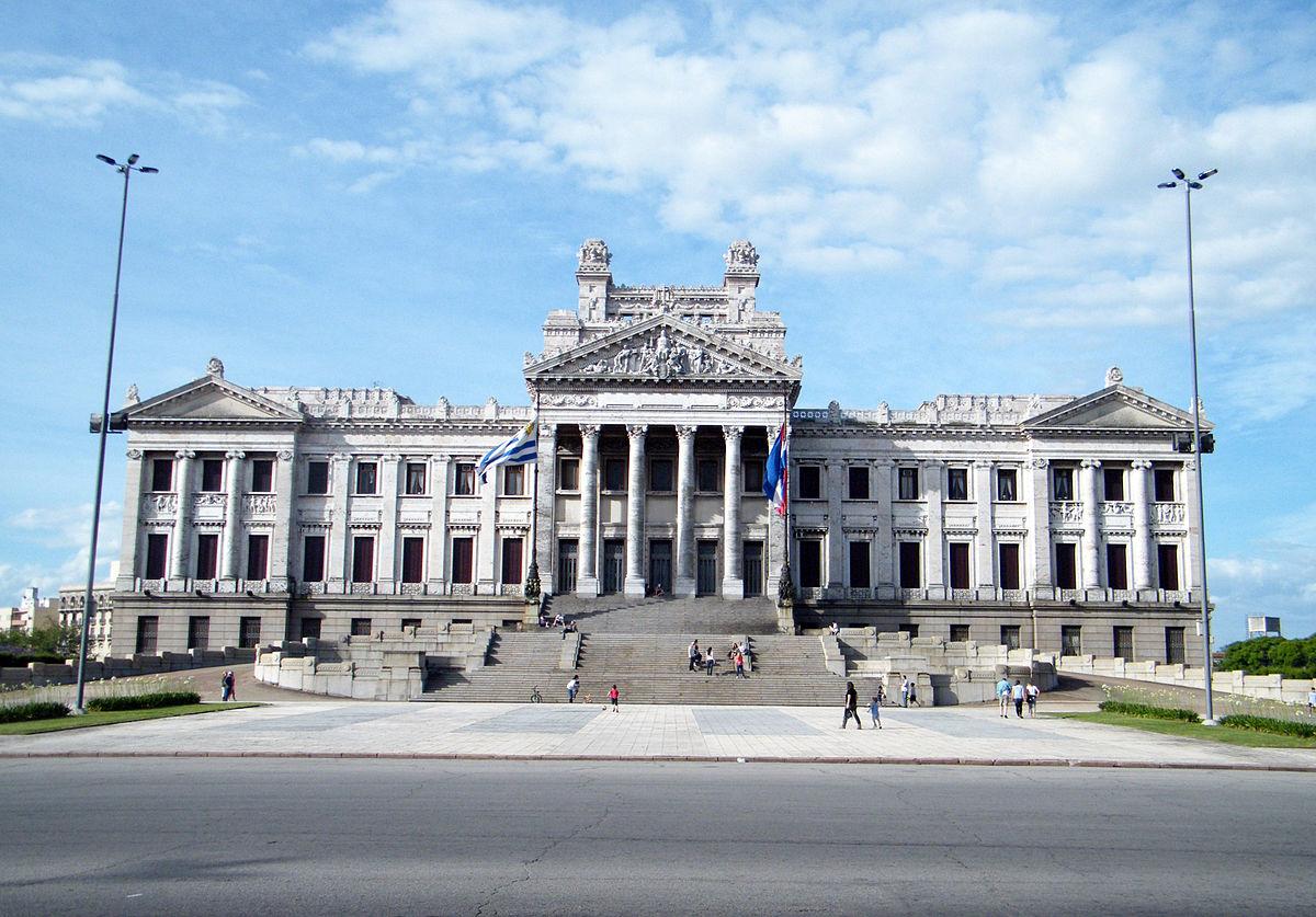 Palacio Legislativo Uruguay Wikipedia