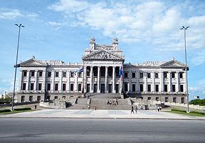 Palacio Legislativo (Uruguay)