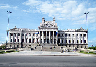 Palacio Legislativo (Uruguay) - Image: Palaciolegislativour uguay