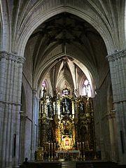 Palencia - Monasterio de Santa Clara 02.JPG