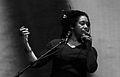 Pamela Z performs at University of Colorado.jpg