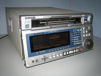 D5 HD - Panasonic D-5 HD VTR AJ-HD3700H