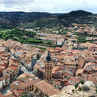 Alcorisa - Image: Panorama Alcorisa