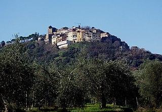 Buriano, Castiglione della Pescaia Frazione in Tuscany, Italy