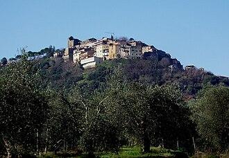Buriano, Castiglione della Pescaia - View of Buriano