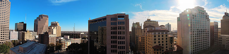Panorama from hotel in San Antonio.jpg