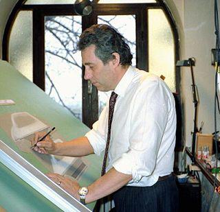 Italian automobile designer