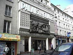 Rue du Faubourg-du-Temple — Wikipédia