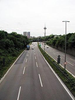 Parkgürtel in Köln