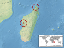 Paroedura homalorhina distribution.png