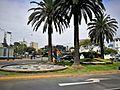 Parque Paz Soldan, San Isidro, amb pessebre.jpg