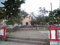Parque principal cachipay cundinamarca.jpg
