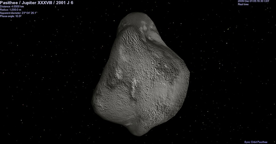 Pasithee (moon)